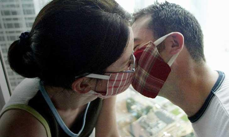 Thailands Gesundheitsministerium rät zum Tragen von Gesichtsmasken beim Sex