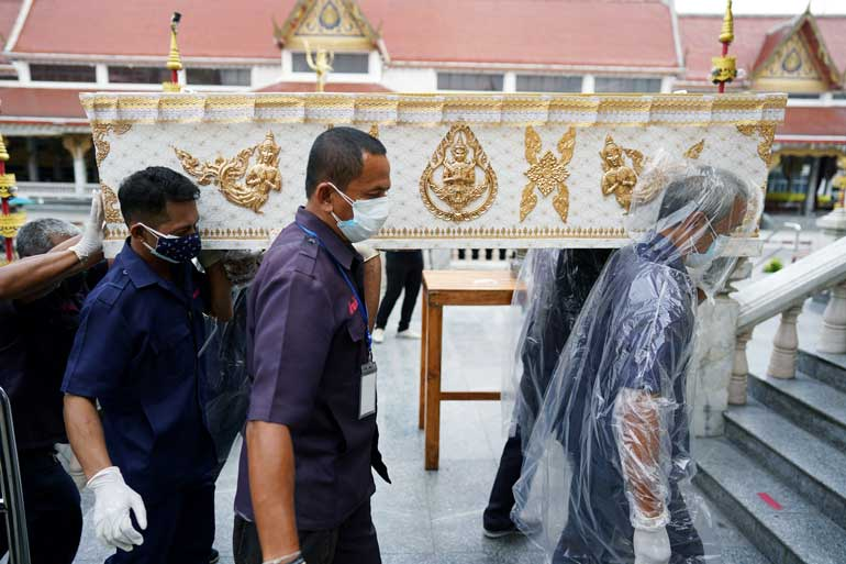 Thailand Reports 11,276 New COVID-19 Cases And 112 Deaths