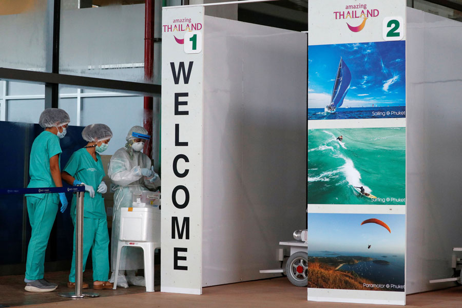 Thailand To End Quarantine For Some Vaccinated Visitors From Nov – PM
