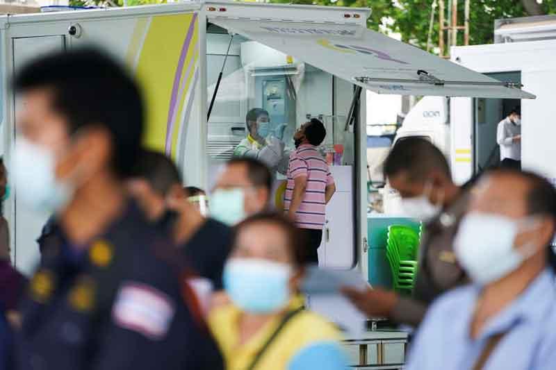 COVID-19: Thailand Reports 10,064 New Coronavirus Cases, 82 Deaths