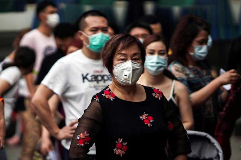 COVID-19: Thailand Reports 10,486 New Coronavirus Cases, 94 Deaths