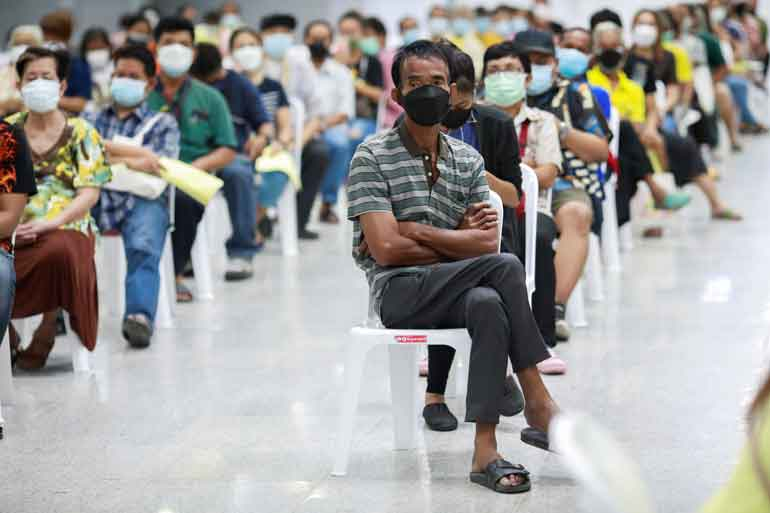 Thailand reports 10,648 new COVID-19 cases, 82 deaths