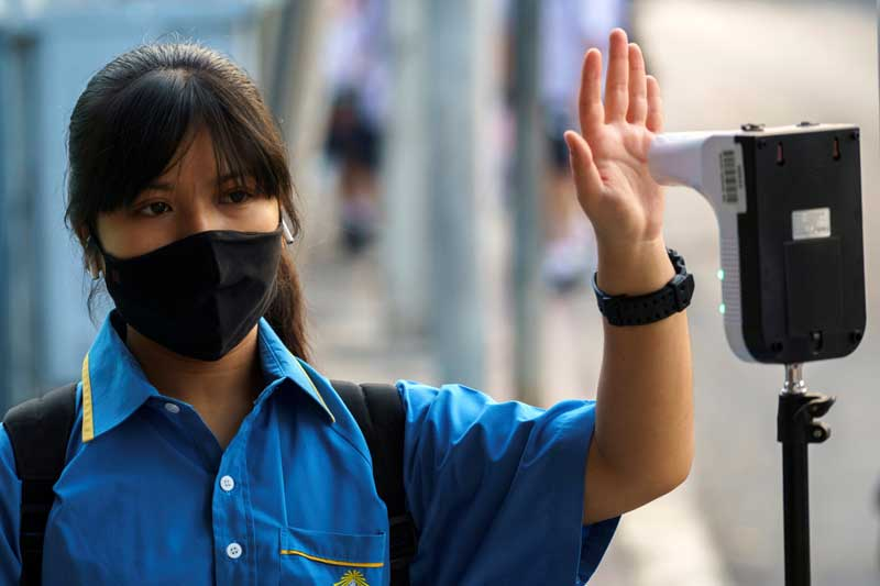 COVID-19: Thailand Reports 10,111 New Coronavirus Cases, 63 Deaths