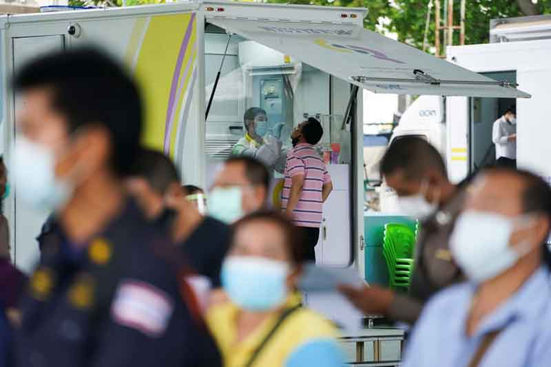 Thailand Reports 9,122 New COVID-19 Cases, 71 Deaths, 10,731 Recoveries